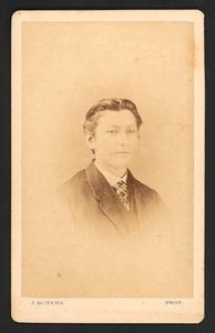 Portret van W. Fentée