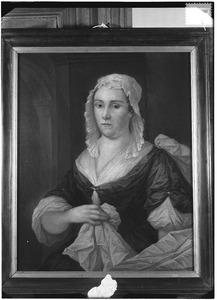Portret van Josina Slingsbie (1719-1783)