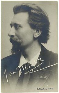Portret van Jan Blockx (1851-1912)