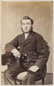 Portret van een man uit familie De Kant