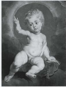 Het zegenend Christuskind