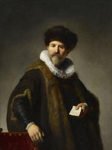 Portret van Nicolaes Ruts