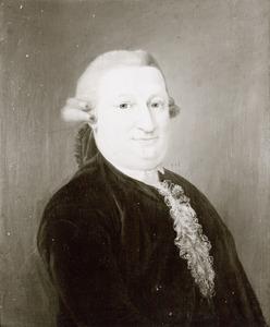 Portret van Arnoldus Adrianus van Tets (1738-1792)