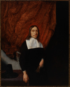 Portret van Jan Thierens (1639-1708)