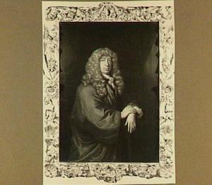 Portret van Zacharias van Beresteyn (1623-1679)