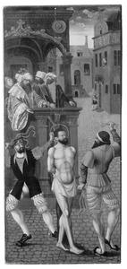 Episoden uit het leven van Adrianus van Nicomedia: de geseling