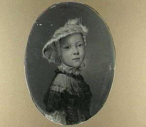 Portret van de dochter van de schilder
