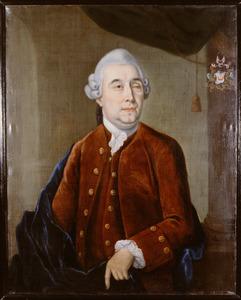 Portret van Roelof Sloet tot Lindenhorst (1717-1790)