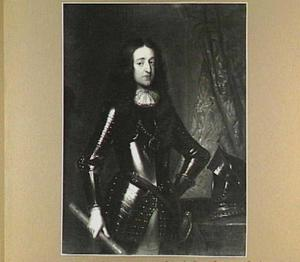 Portret van prins William III of Orange (1650-1702)