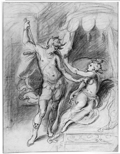 De verkrachting van Lucretia door Sextus (Fasti 2:725-852)