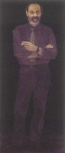 Portret van Peter Hartjesveld