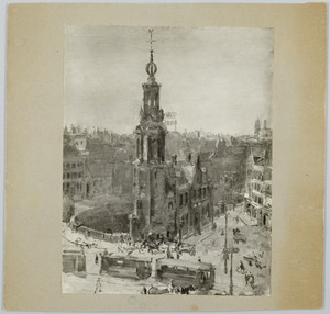 De Munt te Amsterdam