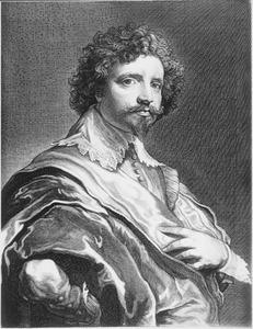 Portret van Michel Le Blon (1587-1657)