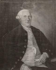 Portret van Gerardus Petrus Josephus Diert van Melissant (1722-1788)