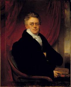 Portret van Abraham Willet (1790-1851)