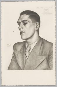 Portret van Arie van Vliet (1916-2001)