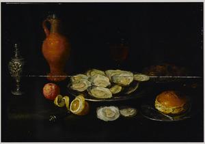 Stilleven met oesters