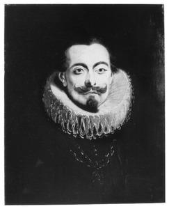 Portret van Frederic de Marselaer (1584-1670), schepen en burgemeester van Brussel