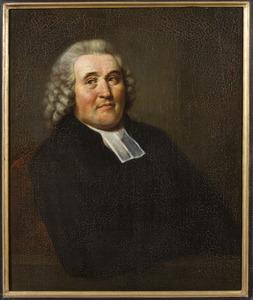Portret van William Mitchell (1730-1807)