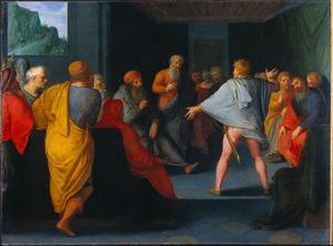 De bijeenkomst van de Galliërs te Reims