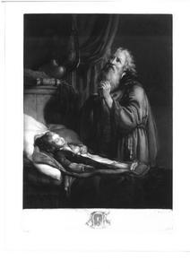 Elia en de zoon van de weduwe van Sarfath
