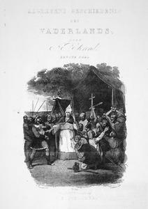 De Heilige Bonifatius wordt in 754 bij Dokkum vermoord