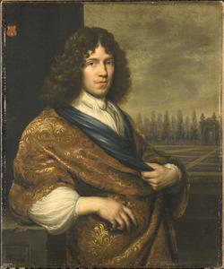 Portret van François Leydecker (1651-1688)