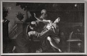 Suzanna door de ouderlingen belaagd
