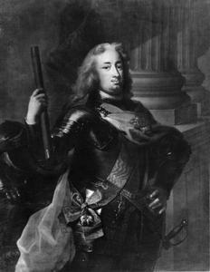 Portret van Karl landgraaf van Hessen-Kassel (1654-1730)