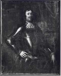 Portret van een man, mogelijk Henri de la Tour d'Auvergne (1611-1675)