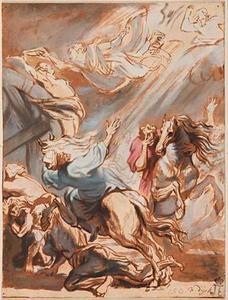 Martelaarschap van de H. Catharina