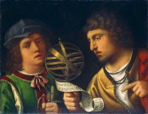Giovanni Borgherini en zijn mentor