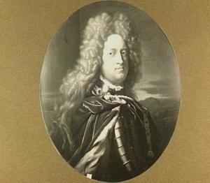 Portret van Johann Wilhelm (1658-1716), keurvorst van de Palts