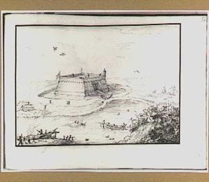 Fort aan het water