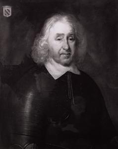 Portret van een man, mogelijk François van Beughem de Bodighem (?1657)