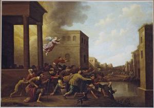 De zieken in bad te Betesda (Johannes 5:1-18)