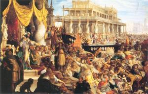 De kindermoord te Bethlehem (Mattheüs 2:16-18)