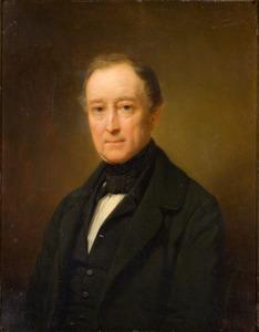 Portret van Willem Johan Philip Baron Sloet van Toutenburg (1796-1873)