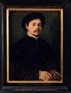 Portret van Gilbert van Schoonbeke (1519-1556)