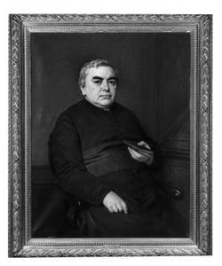 Portret van Johannes Baptista Canters (1824-1884)