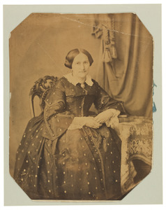 Portret van Antonia Etta Modderman (1822-1884)