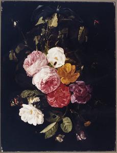 Bloemenfestoen
