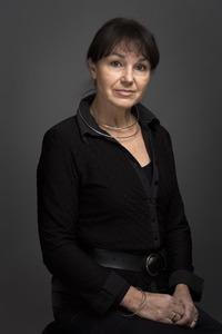 Portret van Corrie van der Veen