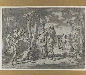 Mythologische scène
