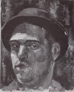 Portret van Jurriaan Maarten van Hall (1962- )