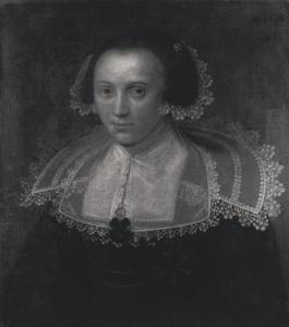 Portret van Adriana van Haertstein