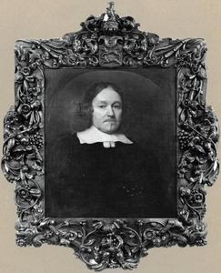 Portret van een man, vermoedelijk Willem Snellen (?-1677)