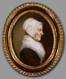 Portret van B. de Blij ( -1796)