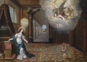 De Annunciatie aan Maria