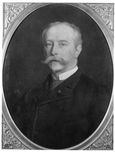 Portret van Jan Carel Elias van Lynden (1837-1900)
